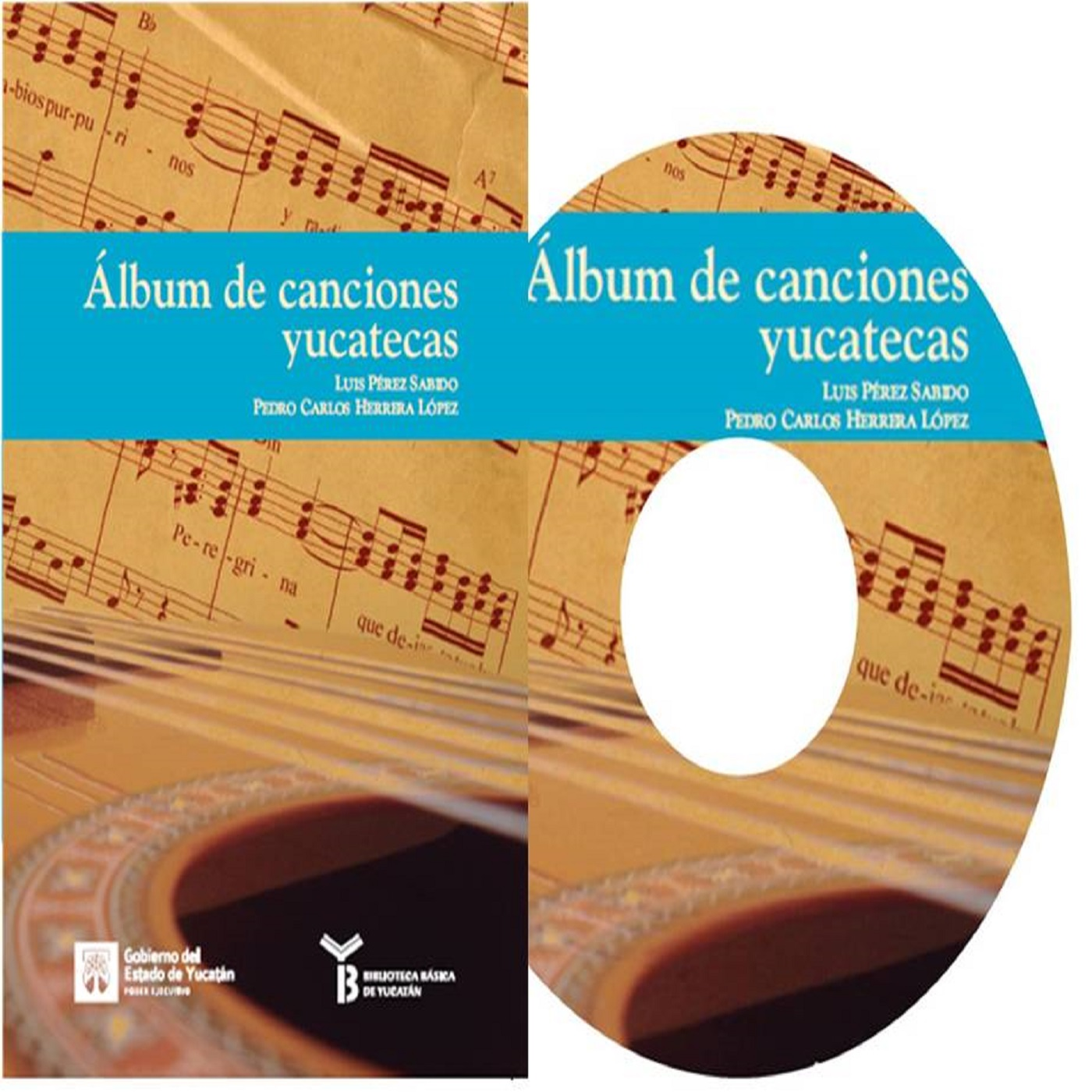 Álbum de canciones yucatecas