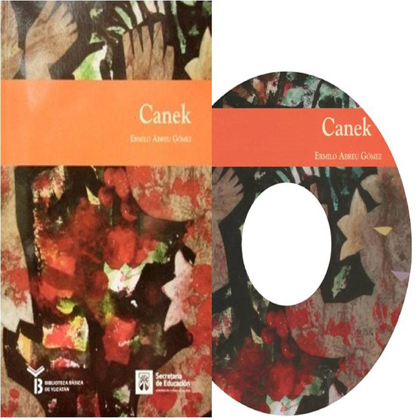 Audio libro Canek